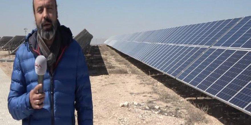 Karapınar, Türkiye'nin Güneş Enerjisi Üretim Üssü Oluyor