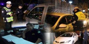 Polis Yeni Yıla Görev Başında Girdi