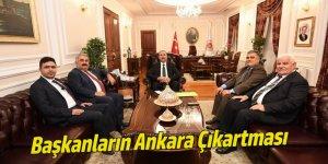 Başkanların Ankara Çıkartması