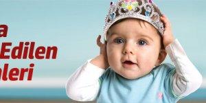 Konya'da En Çok Tercih Edilen Bebek İsmleri