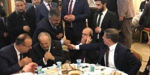 Konya'da siyasileri buluşturan düğün
