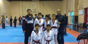 Taekwondo Şampiyonası'ndan Ereğli Madalyayla Döndü