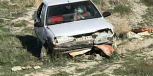 Cezaevine Ziyarete Gelirken,  Kaza Yaptılar: 5 Yaralı