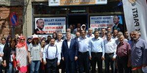 Yapılan Yatırımlar AK Parti Belediyeciliğinin Farkıdır