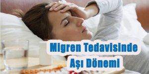 Migren Tedavisinde Aşı Dönemi