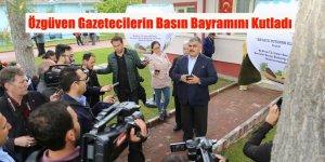 Başkan Özgüven Gazeteciler Ve Basın Bayramı Vesilesiyle Bir Mesaj Yayımladı
