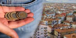 Konya-Karaman yoksulluk oranında 12. sırada yer aldı