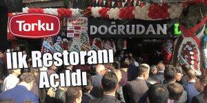 Torku Doğrudan Döner'in İlk Restoranı Açıldı