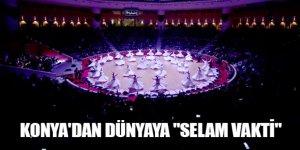 Bakan Kurum.Hz. Mevlana'nın 745. Vuslat Yıldönümü Anma Törenlerine katıldı.
