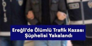 Ereğli'de Bir Kişi Gözaltına Alındı