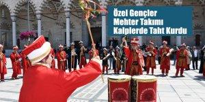 Özel Gençler Mehter Takımı Kalplerde Taht Kurdu