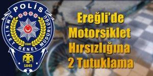 Motosiklet ve Bisiklet Hırsızları Yakalandı