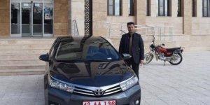 Makam şoförü intihar etti