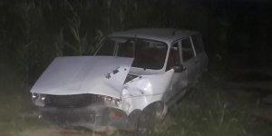 Çiller Yolunda trafik kazası: 1 ölü, 7 yaralı