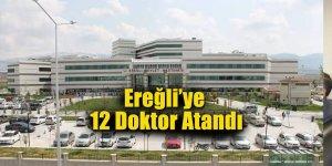 Ereğli'ye Doktor Ataması