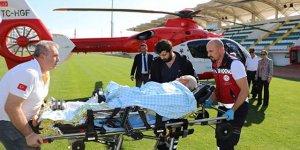 Pekmez kazanına düşen adam hayatını kaybetti
