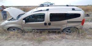 Kamyon ile hafif ticari araç çarpıştı: 1 yaralı