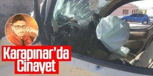 Karapınar'dabir kişi tüfekle vurularak hayatını kaybetti