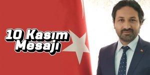 Dursun'dan 10 Kasım Mesajı