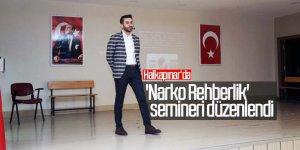 Halkapınar'da 'Narko Rehberlik' semineri düzenlendi