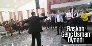 Başkan Bakkal ve Belediye personeli düğünde buluştu