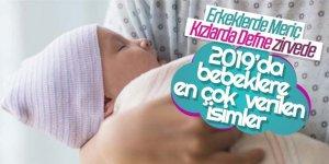 Türkiye'de 2019'da 1 milyon 180 bin 840 bebek dünyaya geldi