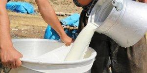 Toplanan inek sütü miktarı Kasımda azaldı