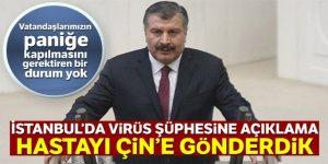Bakan Koca 'koronavirüs' açıklaması