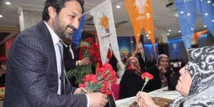 AK Parti İlçe Başkanı Zübeyir Dursun , 8 Mart Dünya Kadınlar Günü dolayısıyla tebrik mesajı yayımladı.