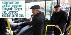 65 yaş üstü yolcuların ücretsiz seyahat uygulaması askıya alındı