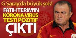 Fatih Terim korona virüse yakalandı!