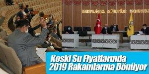 Koski Su Fiyatlarında 2019 Rakamlarına Dönüyor