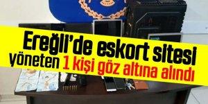 Eskort siteleriyle 249 kişiyi dolandıran çete çökertildi