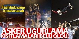 Konya'da yeni koronavirüs yasakları