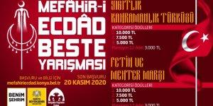 Büyükşehir'den Mefâhir-i Ecdâd Beste Yarışması