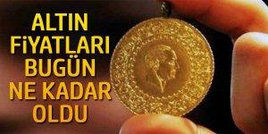 Altın fiyatları bugün (26 Eylül Cumartesi) ne kadar?