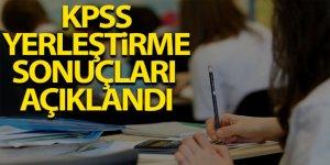 ÖSYM Başkanı Aygün, KPSS-2020/2 Tercih sonuçlarının açıklandığını duyurdu
