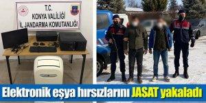 Elektronik eşya hırsızlarını JASAT yakaladı
