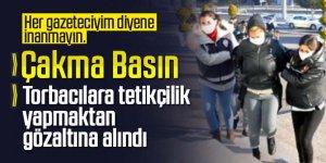 Suç makinası örgütün lideri 'Ana' lakaplı kadın çıktı