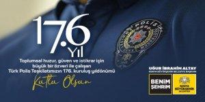 Polis Teşkilatımızın 176. Yılı Kutlu Olsun