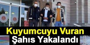 Ereğli'de kuyumcuyu silahla yaralayan şüpheli tutuklandı