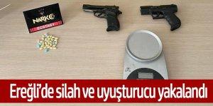Ereğli polisinin başarılı çalışmaları aralıksız sürüyor, Bunların hepsi Ereğli'de ele geçirildi?