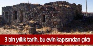 3 bin yıllık Hitit yazıtı, Konyalı bir ailenin kapısından çıktı