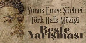 Büyükşehir'den Yunus Emre Şiirleri Türk Halk Müziği Beste Yarışması