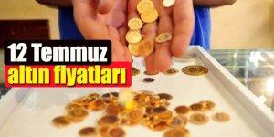 12 Temmuz 2021 altın fiyatları