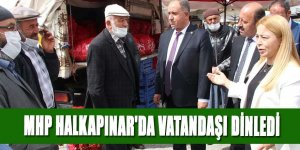 MHP Konya İl Teşkilatı ve Vekil Kara Sahada