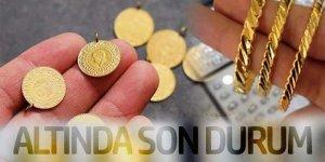 8 Ekim gram altın ne kadar oldu?