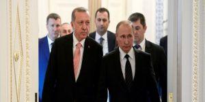 Erdoğan-Putin görüşmesi Rus basınında