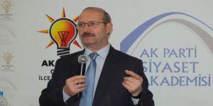 Ahmet Sorgun'a Tam Destek